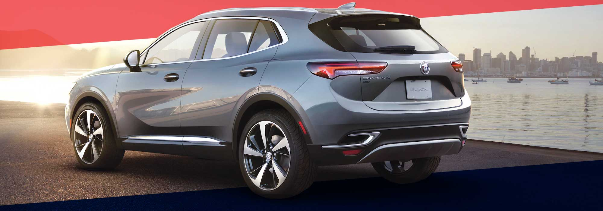 2021 Buick Envision for sale
