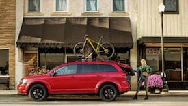 2018 Dodge Journey near Fort Wayne
