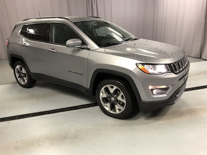 Used 2019 Jeep Compass Limited 4x4 For Sale In Lima Oh Serving Findlay Wapakoneta Vin 3c4njdcbxkt618990