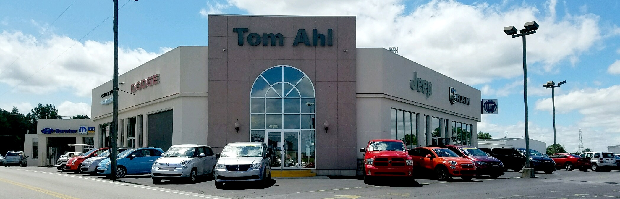 Local Dodge Dealers >> Parts Specials Tom Ahl Chrysler Dodge Local Jeep And Ram Dealer