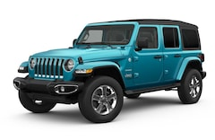2019 Jeep Wrangler UNLIMITED SAHARA 4X4 - Employee Pricing for EVERYO Sport Utility