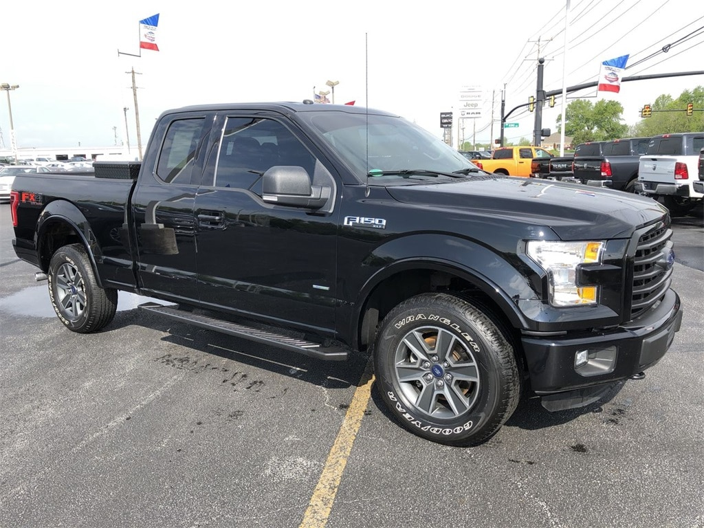 2016 Ford F-150 Extended Cab