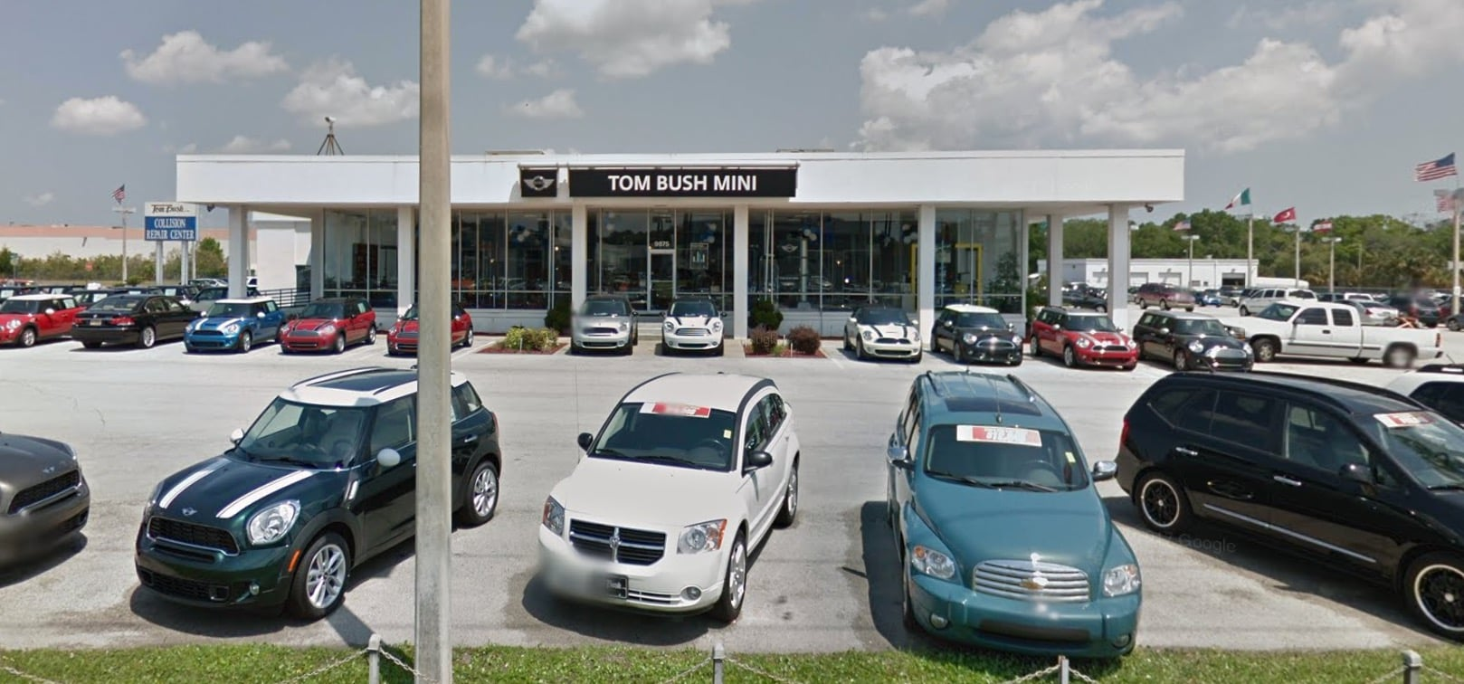 About Tom Bush Family Of Dealerships