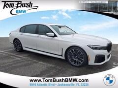 New 2021 BMW 7 Series 740i Sedan Sedan for Sale in Jacksonville FL