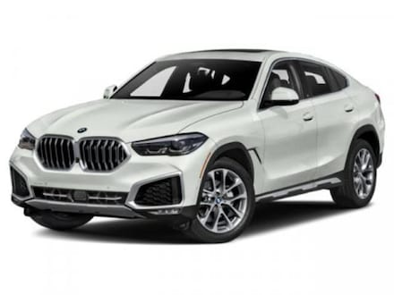 2021 BMW X6 Sdrive40i Sports Activity Coupe Sports Activity Coupe