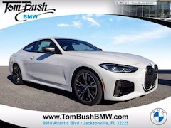 New 2021 BMW 4 Series M440i xDrive Coupe Coupe for sale in Jacksonville, FL at Tom Bush BMW Jacksonville