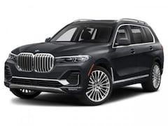 New 2021 BMW X7 M50i Sports Activity Vehicle SUV in Jacksonville, FL