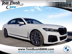 New 2021 BMW 7 Series 740i Sedan Sedan for sale in Jacksonville, FL at Tom Bush BMW Jacksonville