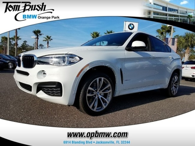 2018 BMW X6 Sdrive35i Sports Activity Coupe SAV