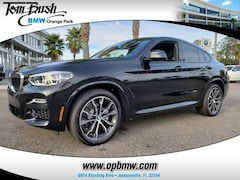 New 2019 BMW X4 Xdrive30i Sports Activity Coupe Sports Activity Coupe for sale in Jacksonville, FL at Tom Bush BMW Jacksonville