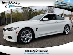 New 2019 BMW 4 Series 440i xDrive Coupe Coupe in Jacksonville, FL
