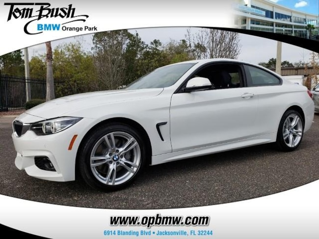2019 BMW 4 Series 440i Xdrive Coupe Coupe for Sale in Jacksonville, FL
