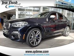 New 2019 BMW X4 M40i Sports Activity Coupe Sports Activity Coupe in Jacksonville, FL