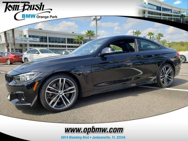 2019 BMW 430i 430i Coupe Coupe in Jacksonville