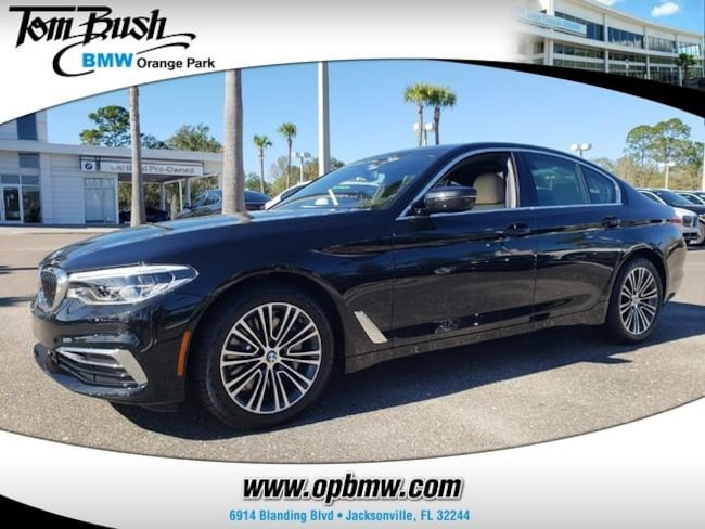 2019 BMW 5 Series 540i Sedan Sedan for Sale in Jacksonville, FL