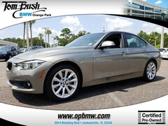 Certified 2018 BMW 320i 320i Sedan Sedan in Jacksonville, FL