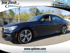 New 2019 BMW 7 Series 740i Sedan Sedan in Jacksonville, FL