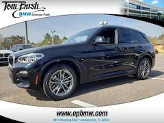 New 2019 BMW X3 xDrive30i Sports Activity Vehicle SAV in Jacksonville, FL