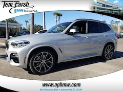 New 2019 BMW X3 M40i Sports Activity Vehicle SAV in Jacksonville, FL