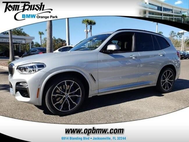 2019 BMW X3 M40i Sports Activity Vehicle SAV for Sale in Jacksonville, FL