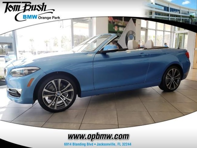 2019 BMW 2 Series 230i Convertible Convertible for Sale in Jacksonville, FL