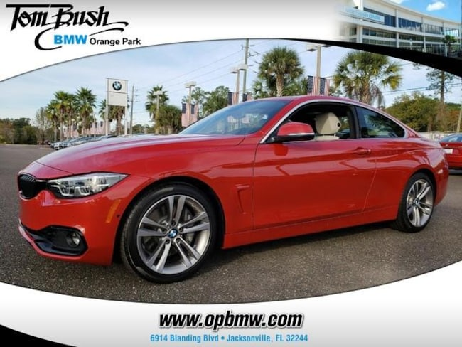 2019 BMW 4 Series 440i Coupe Coupe for Sale in Jacksonville, FL