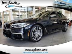 New 2019 BMW 5 Series M550i xDrive Sedan Sedan in Jacksonville, FL