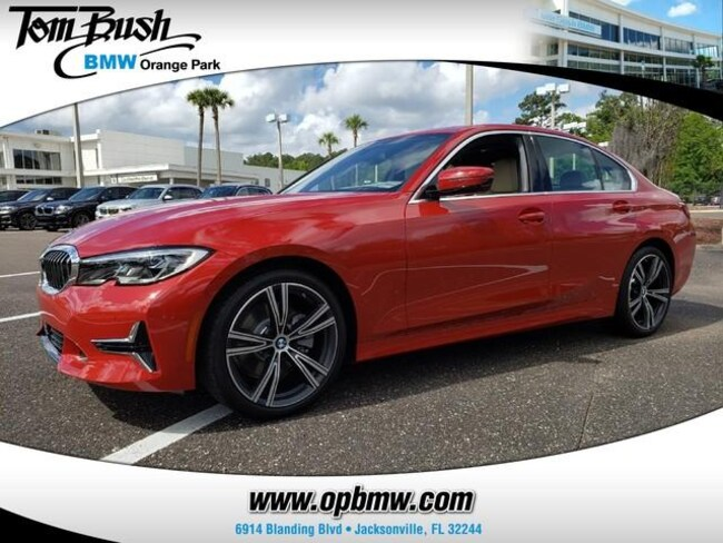 2019 BMW 3 Series 330i Sedan Sedan for Sale in Jacksonville, FL