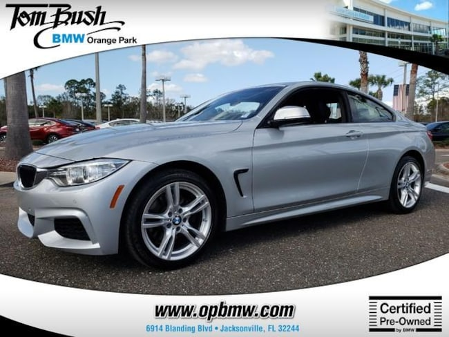 2015 BMW 428i xDrive w/SULEV Coupe in Jacksonville