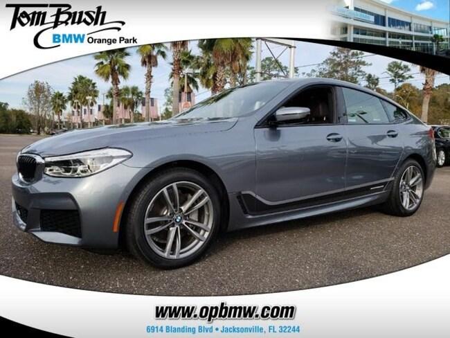 2019 BMW 6 Series 640i Xdrive Gran Turismo Gran Turismo for Sale in Jacksonville, FL