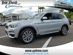 New 2019 BMW X3 Sdrive30i Sports Activity Vehicle SAV in Jacksonville, FL