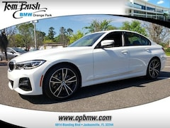 New 2019 BMW 3 Series 330i Sedan Sedan for Sale in Jacksonville FL