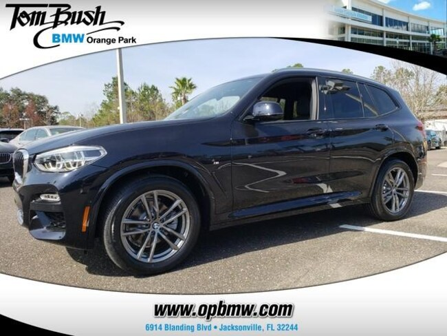 2019 BMW X3 xDrive30i Sports Activity Vehicle SAV for Sale in Jacksonville, FL