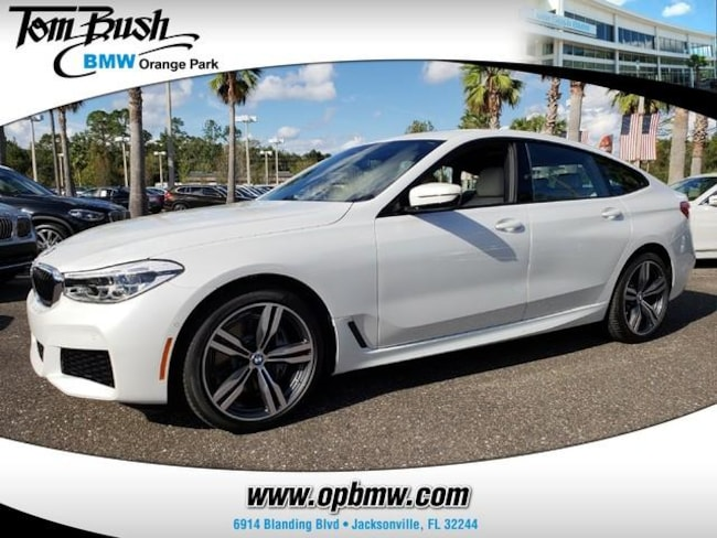 2019 BMW 6 Series 640i Xdrive Gran Turismo Gran Turismo for Sale in Jacksonville, FL
