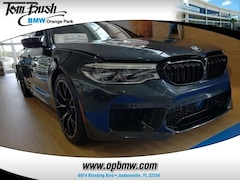 New 2019 BMW M5 Competition Sedan Sedan in Jacksonville, FL