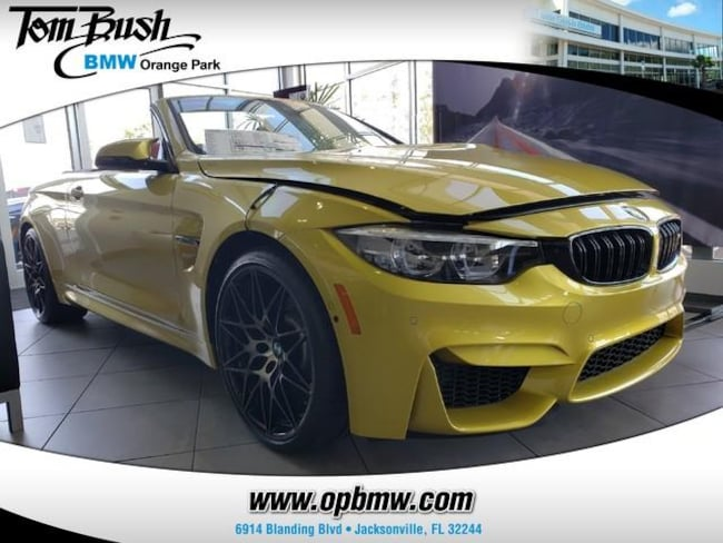 2019 BMW M4 Convertible Convertible for Sale in Jacksonville, FL