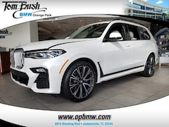 New 2019 BMW X7 Xdrive50i Sports Activity Vehicle SUV in Jacksonville, FL