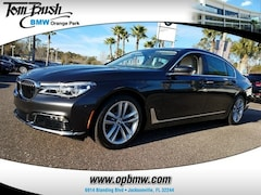 New 2018 BMW 7 Series 750i Sedan Car in Jacksonville, FL