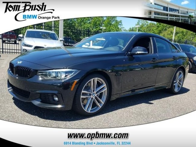 2018 BMW 4 Series 440i Gran Coupe Gran Coupe for Sale in Jacksonville, FL