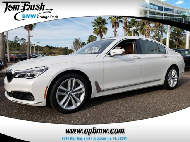2019 BMW 7 Series 750i Sedan Sedan for Sale in Jacksonville, FL