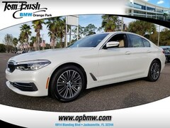 New 2019 BMW 5 Series 540i Sedan Sedan in Jacksonville, FL