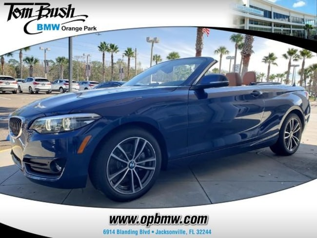 2019 BMW 2 Series 230i Xdrive Convertible Convertible for Sale in Jacksonville, FL