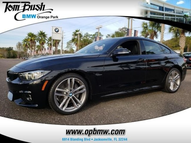 2019 BMW 4 Series 440i Gran Coupe Gran Coupe for Sale in Jacksonville, FL