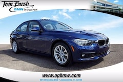 Certified 2017 BMW 320i Sedan in Jacksonville, FL