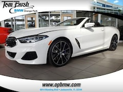 New 2019 BMW 8 Series M850i xDrive Convertible Convertible in Jacksonville, FL