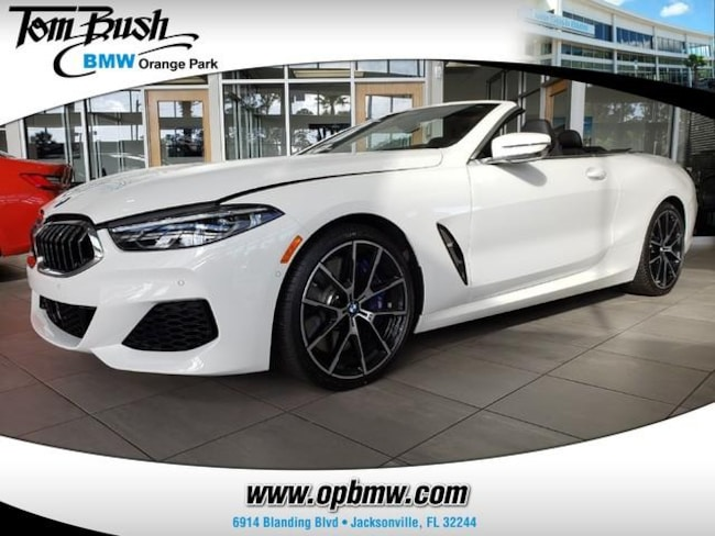 2019 BMW 8 Series M850i xDrive Convertible Convertible for Sale in Jacksonville, FL