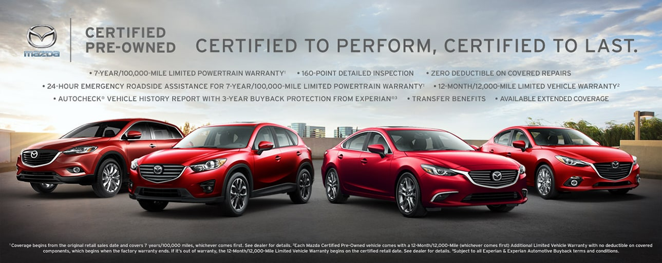 Tom Bush Mazda >> Certified Pre Owned Mazda In Jacksonville At Tom Bush Mazda