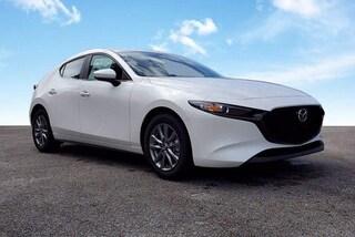 New Mazda 2021 Mazda Mazda3 2.5S Hatchback in Jacksonville, FL