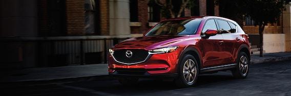 Tom Bush Mazda >> Compare Mazda Cx 5 Vs Honda Cr V Tom Bush Mazda New