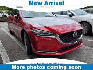 New Mazda 2020 Mazda Mazda6 Grand Touring Reserve Sedan in Jacksonville, FL